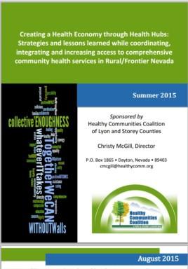 Health Economy and Health Hub 2015