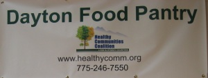 Dayton Nevada Food Pantry