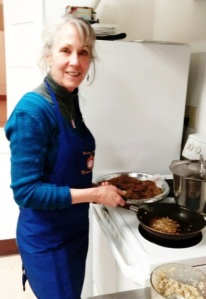 Join us for our monthly free healthy cooking classes!