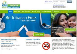 Nevada Tobacco Quitline