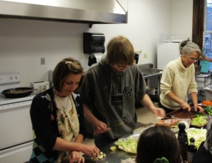 HCC sponsors a series of free healthy cooking classes