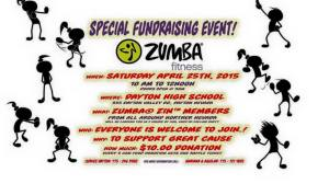 Enjoy a Zumba party with easy-to-follow moves, and help fight local hunger at the same time.