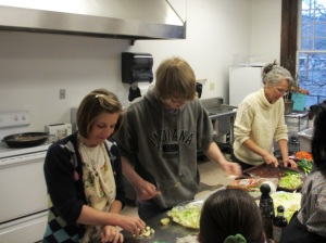 HCC sponsors monthly cooking classes