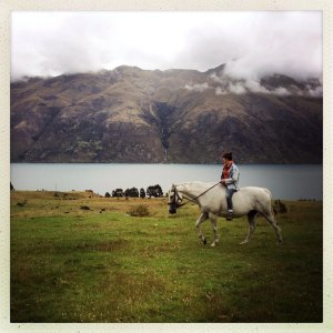 Sophie Scott, New Zealand artist and high country shepherd