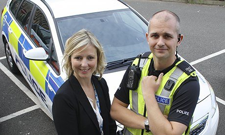 police and social worker team