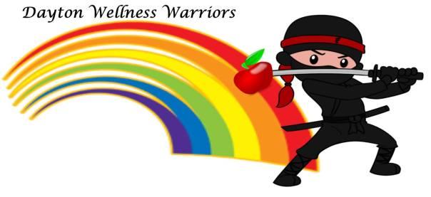 dayton wellness warriors logo