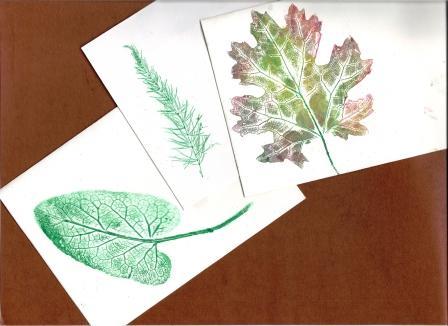 nature print