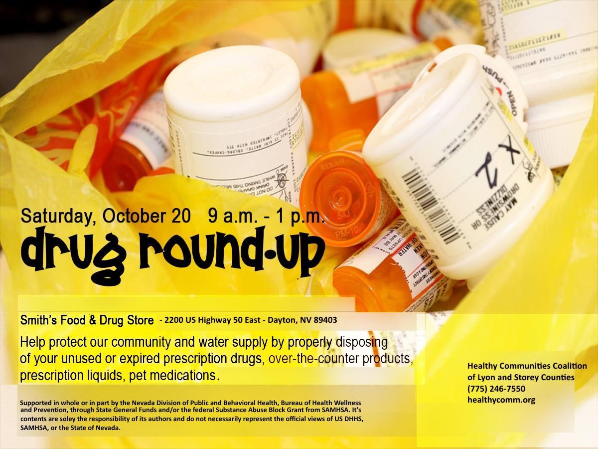 prescription drug round up oct 20 healthy communities coalition