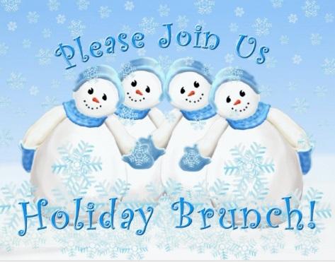holiday brunch