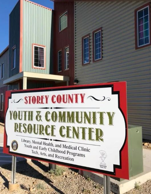 storey community center better