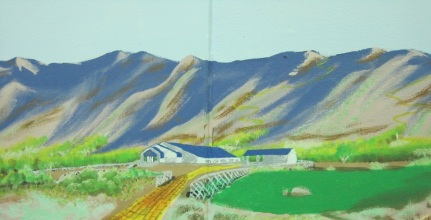 mural for nevada appeal